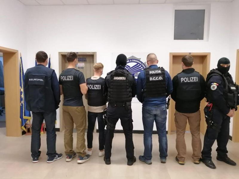 Afghan smuggling network dismantled in Romania and Germany