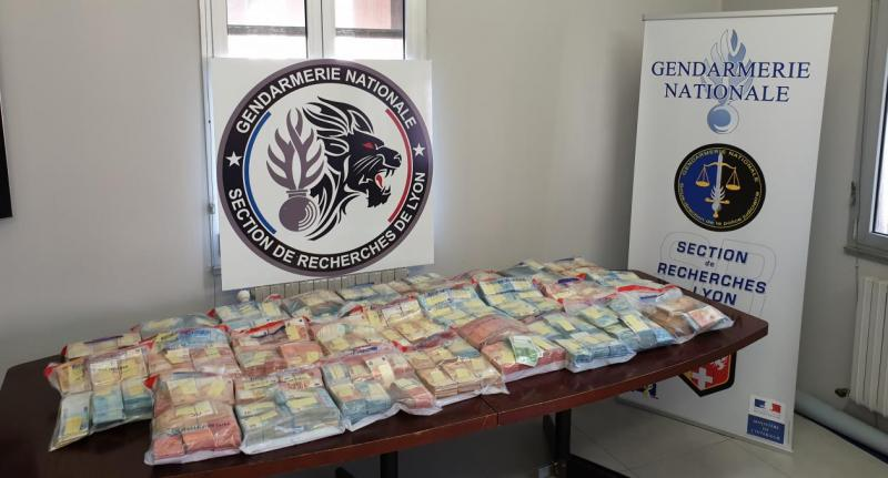 18 arrested and €4 million seized in large money-laundering bust in France