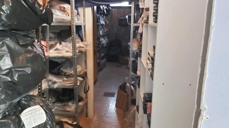 Fake clothes and luxury items worth € 16.5 million seized in Spain