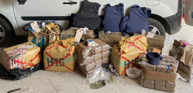 Industrial-scale cocaine lab uncovered in Rotterdam in latest Encrochat bust