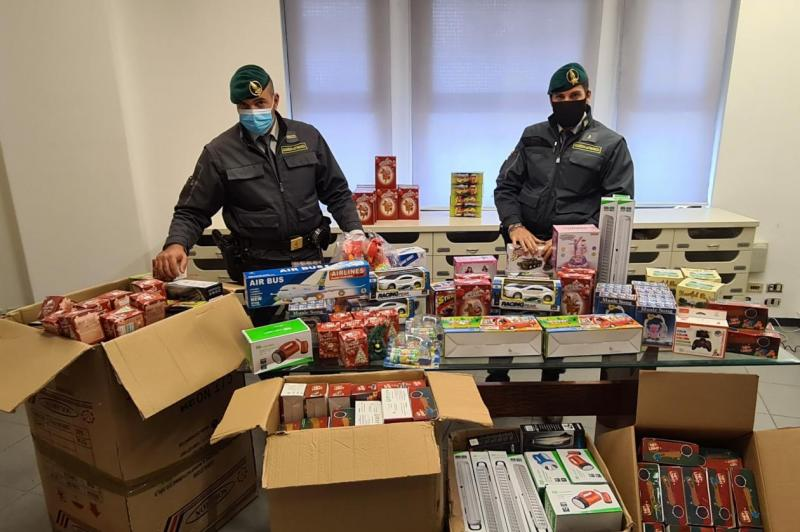 Police and customs authorities worldwide are warning the public to be vigilant with their gift-giving after they have seized over €16 million worth of fake toys during the recent festive period.