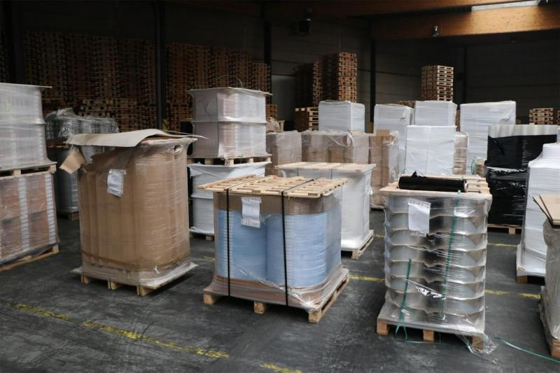 Cigarette smugglers' activities up in smoke after illegal factories dismantled across Europe