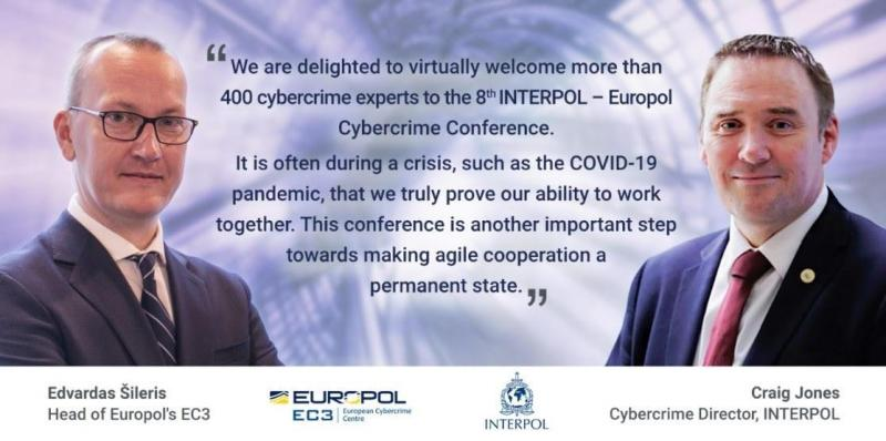 INTERPOL-Europol 8th Cybercrime Conference: enhancing partnerships against cybercrime