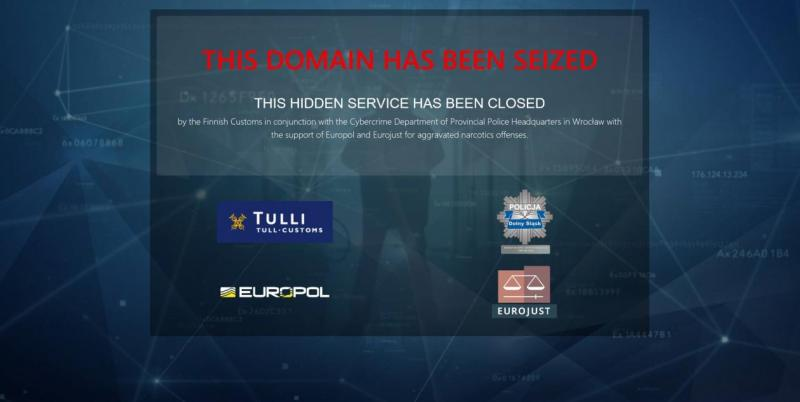 Finnish Customs take down Sipulimarket on the dark web with Europol support