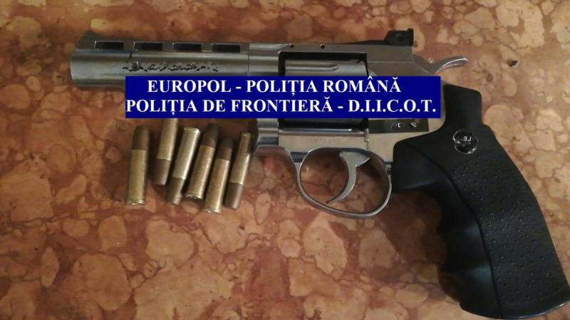 Gang smuggling Indian nationals busted in Romania